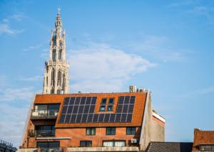 panneaux photovoltaïques
